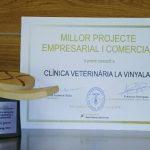 Premio clínica veterinaria sant vicenç dels horts