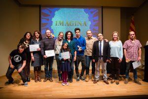 Entrega de premis 3r Concurs Idees Emprenedores i Projectes Empresarials i Comercials